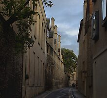 Oxford, England, Brewer Street by flashcompact
