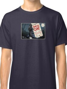 The Nameless One Classic T-Shirt