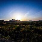 Sunrise by Adrian Harvey