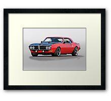 1967 Pontiac Firebird 400 Framed Print