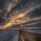 Saskatchewan Dawn 0998_13 by Ian McGregor