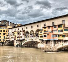 The Ponte Vecchio (Florence) by Marc Garrido Clotet