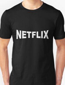 Netflix Movie Night funny nerd geek geeky T-Shirt