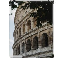 Rome - The Colosseum - A view iPad Case/Skin