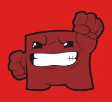 Super Meat Boy by ajf89