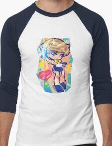 uranus Men's Baseball ¾ T-Shirt