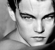 Leonardo DiCaprio by SaniaRiaz