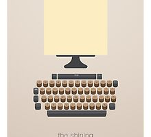 All Work and No Play... - The Shining by bdi-design