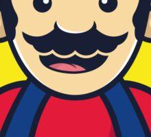 Super Mario Sticker