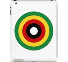 Zimbabwe Air Force Roundel  iPad Case/Skin