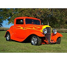 """1932 Ford """"Lil' Deuce Coupe"""" Photographic Print"""