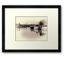 Normanton On Soar (15) Framed Print