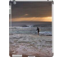 7:40 AM Hawaii Time iPad Case/Skin