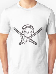 SAMURAI_SOUL Unisex T-Shirt