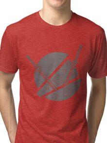 SAMURAI_SOUL Tri-blend T-Shirt
