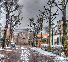 Winter scene by Frits Klijn (klijnfoto.nl)