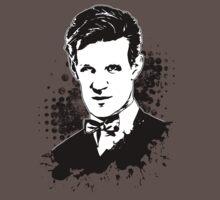 Doctor Who -  11th Eleventh Doctor - Matt Smith - 50th by James Ferguson - Darkinc1