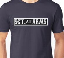 Sgt At Arms Unisex T-Shirt