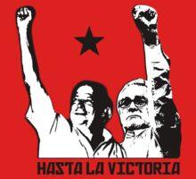 Hasta la Victoria! by raphaelvargas