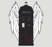SuperWhoLock Tardis by salsalrokin