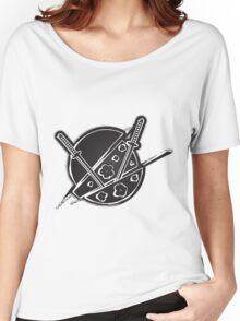 SAMURAI_SOUL Women's Relaxed Fit T-Shirt