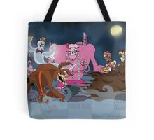 Cereal Monsters Tote Bag