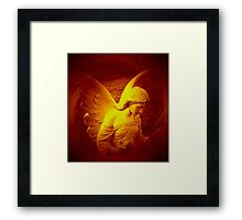 An Angel Spreading Love, Peace and Joy For You by Marie Sharp Framed Print