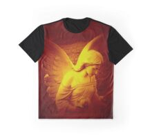 An Angel Spreading Love, Peace and Joy For You by Marie Sharp Graphic T-Shirt