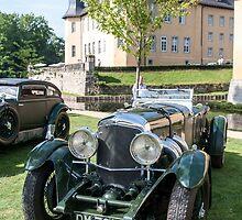 Bentley 8 Litre Tourer (Vanden Plas) (1931) by Frits Klijn (klijnfoto.nl)