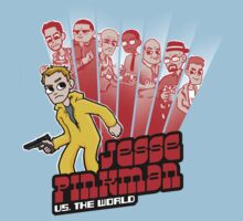 Jesse Pinkman vs. the world! T-Shirt