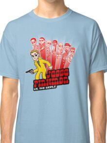 Jesse Pinkman vs. the world! Classic T-Shirt