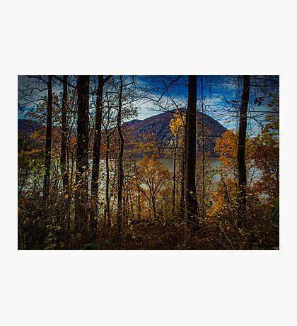 Hudson River Valley Fall View Photographic Print