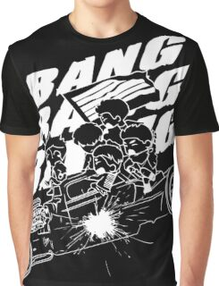 BIGBANG BANG BANG BANG (White) Graphic T-Shirt