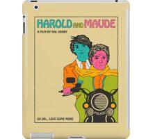 Harold and Maude iPad Case/Skin