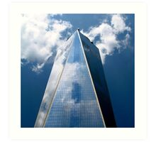 The Freedom Tower - Manhattan Art Print