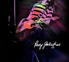 RORY GALLAGHER by FieryFinn77