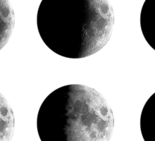 Majora's Moon - Legend of Zelda Sticker