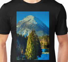 Hohe Munde Ostgipfel Unisex T-Shirt