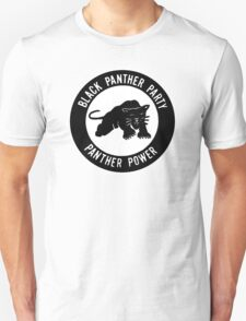Black Panther Party Logo T-Shirt