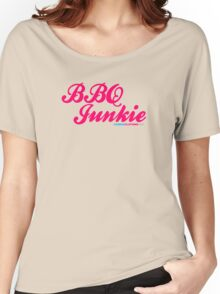 BBQ Junkie Women's Relaxed Fit T-Shirt