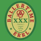 Ballertime Errl by Cory  Gerard-Little