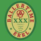 Ballertime Errl by corygerard