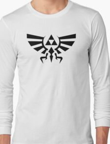 Zelda Triforce Long Sleeve T-Shirt