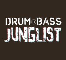 Drum&Bass/Junglist 3D by substrate50hz