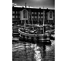 Boat BK-231 Photographic Print