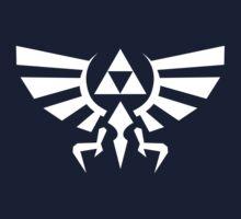 Zelda Triforce One Piece - Short Sleeve