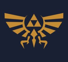 Zelda Triforce Kids Tee