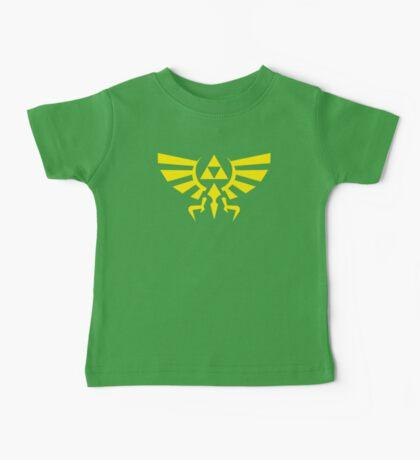 Zelda Triforce Baby Tee