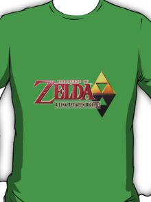 The Legend of Zelda: A Link Between Worlds T-Shirt