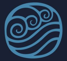 Water Tribe Symbol by hopperograss